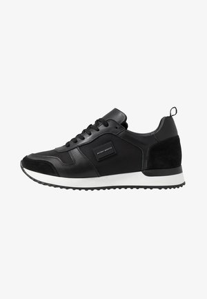 RUN METAL - Sneakersy niskie - black