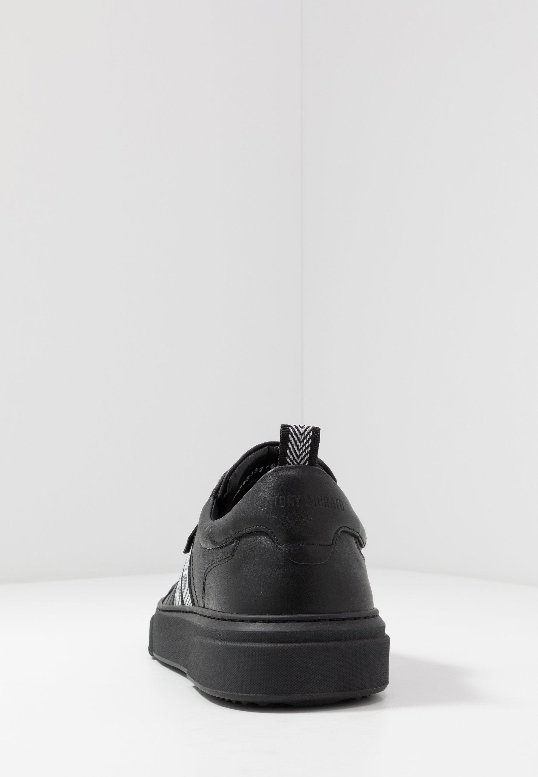 Antony Morato Ulma - Sneakers Laag Black Goedkope Schoenen