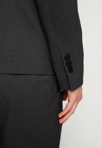Antony Morato - SLIM JACKET BONNIE PANTS  - Kostuum - black - 11