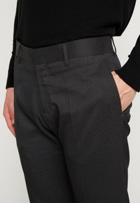 Antony Morato - SLIM JACKET BONNIE PANTS  - Kostuum - black - 6