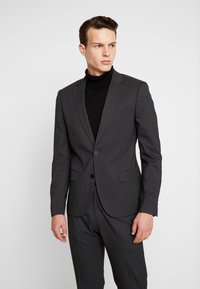 Antony Morato - SLIM JACKET BONNIE PANTS  - Kostuum - black - 2