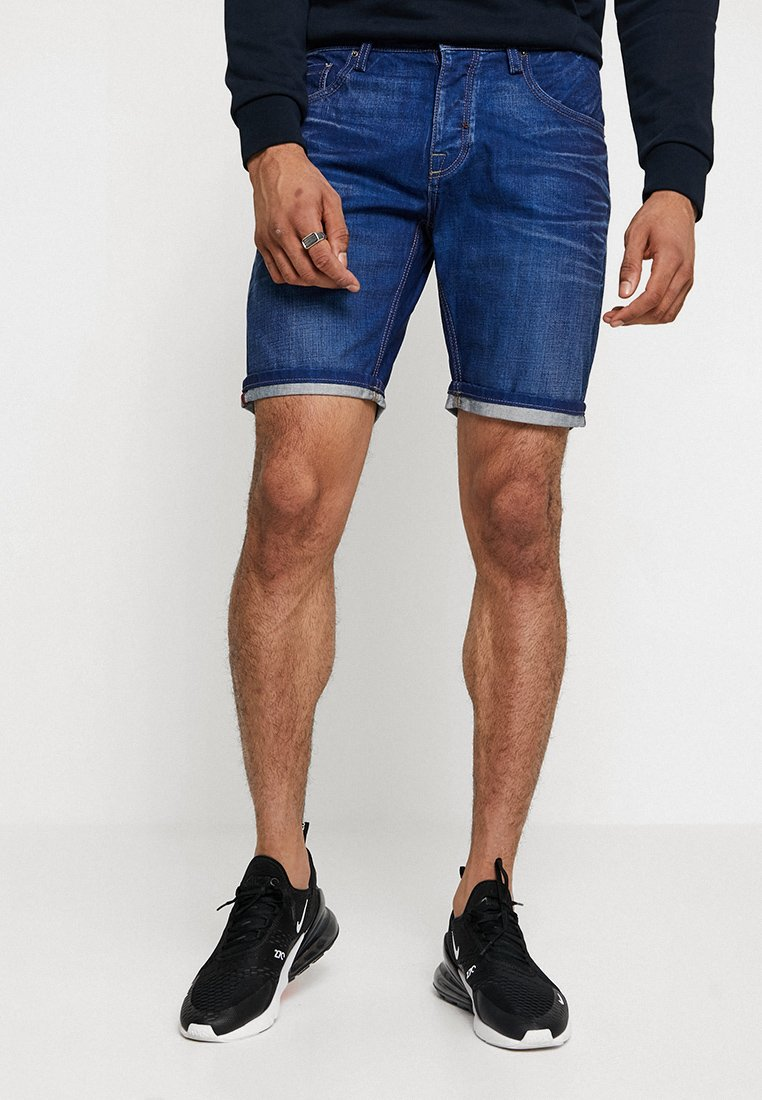 Antony Morato - BAART - Denim shorts - blue denim
