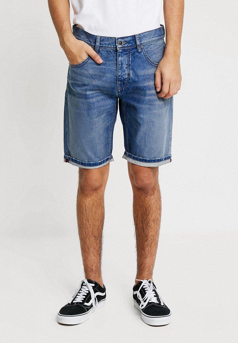 Antony Morato - BAART - Jeansshorts - blue denim