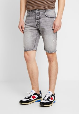 Jeans Short / cowboy shorts - black