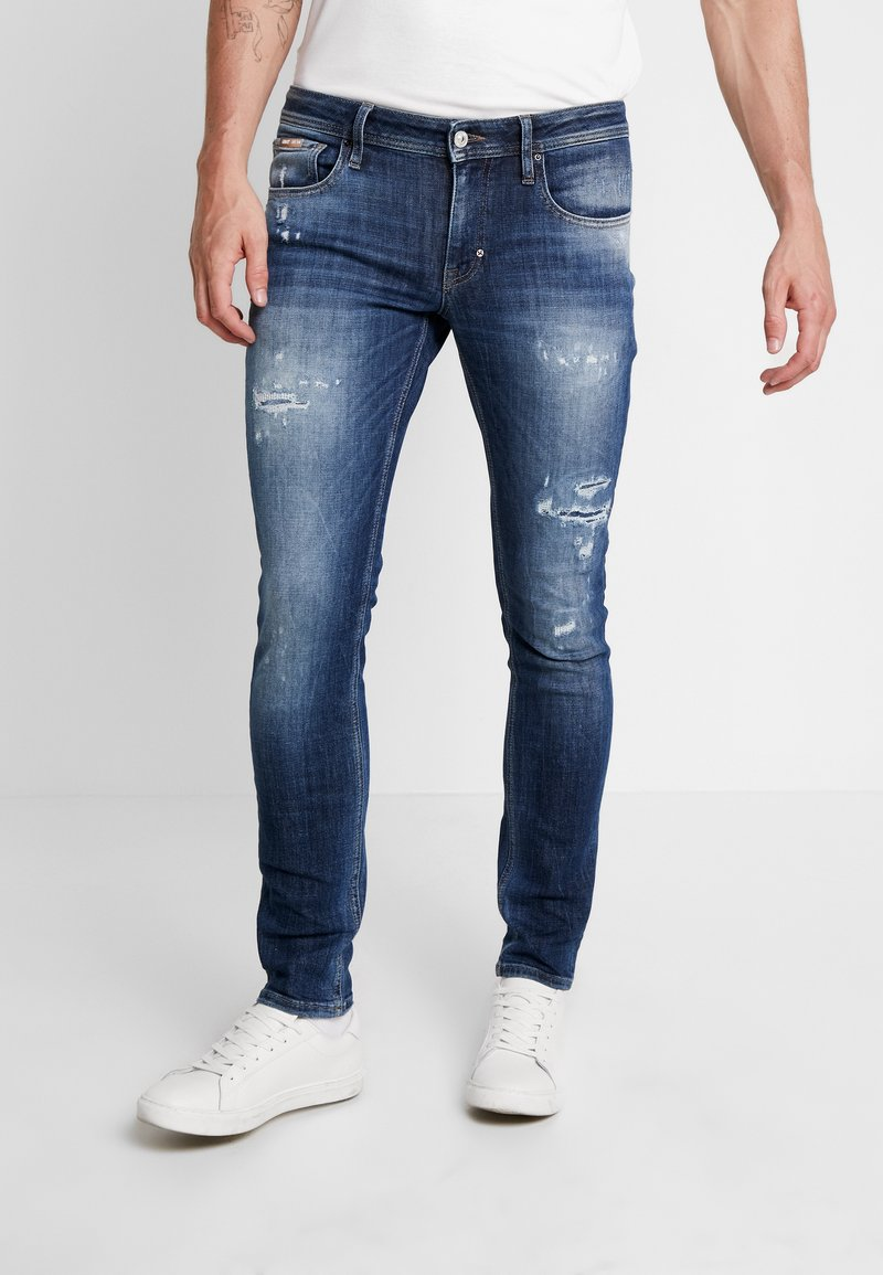 Antony Morato - OZZY - Jeans Tapered Fit - blue denim