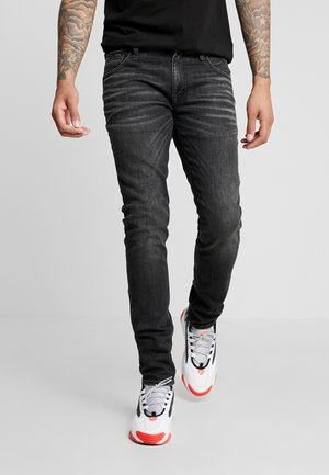OZZY - Jeans Tapered Fit - black