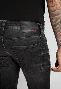 Antony Morato - OZZY - Jeans Tapered Fit - black - 5
