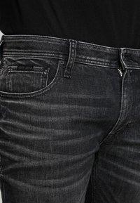 Antony Morato - OZZY - Jeans Tapered Fit - black - 3
