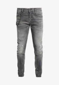 Antony Morato - IGGY - Jeans Tapered Fit - steel greey - 4