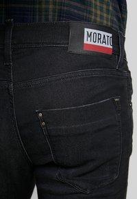 Antony Morato - BARRET METAL - Vaqueros pitillo - black - 5