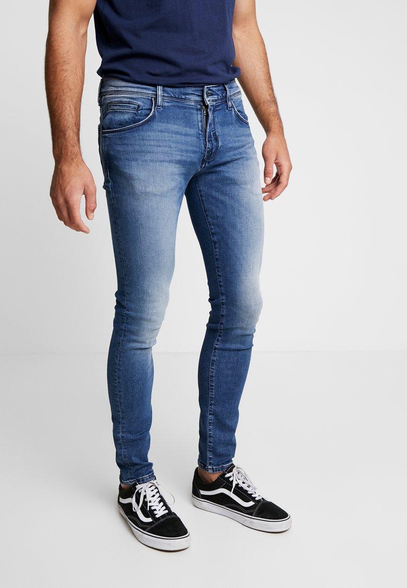 Antony Morato - SKINNY GILMOUR - Jeans Skinny Fit - blu denim
