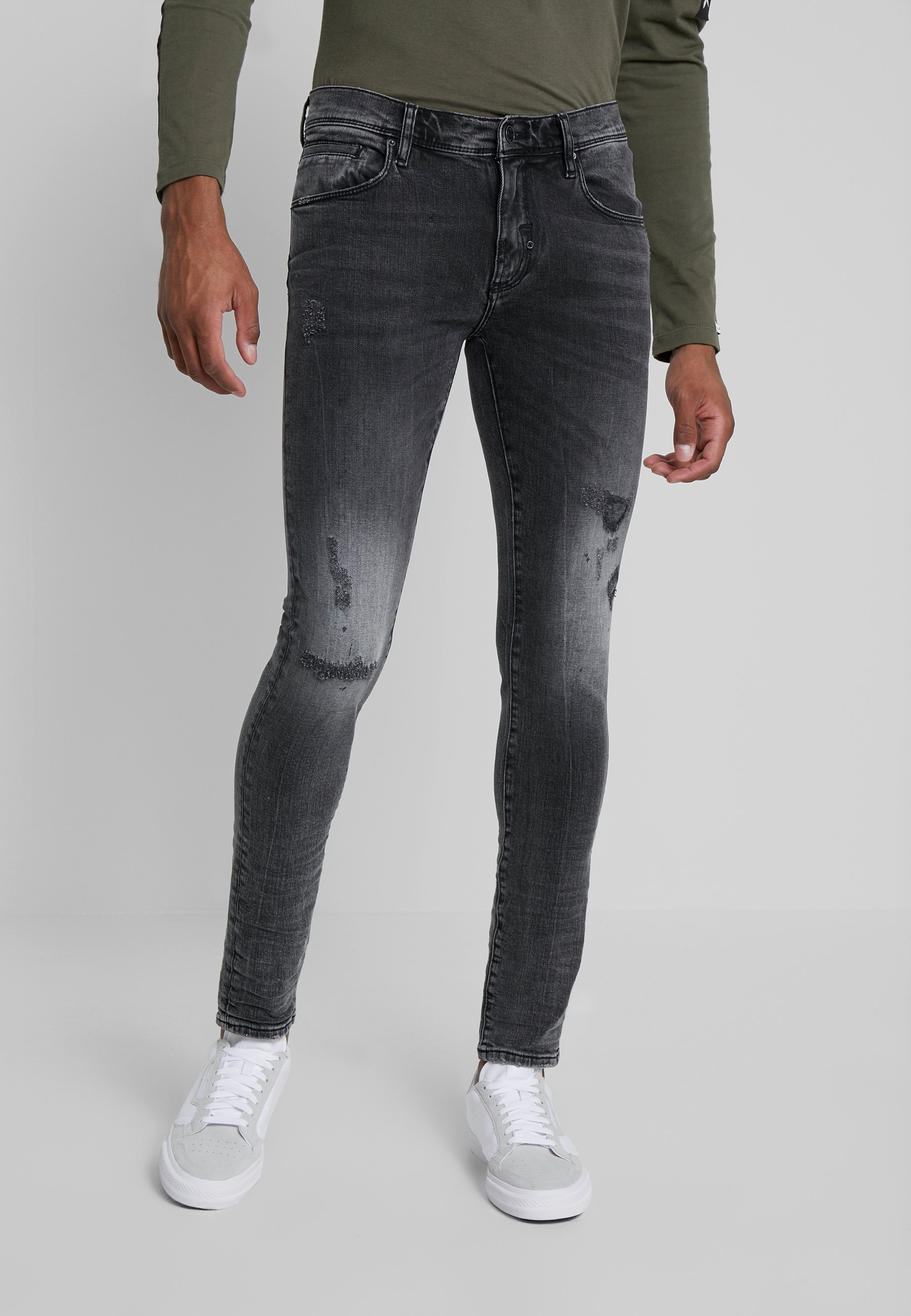 MetalBlack Jeans Morato Antony Barret Skinny b7Y6ygf