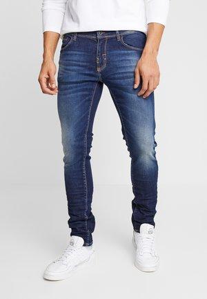 BARRET METAL - Slim fit jeans - denim blue