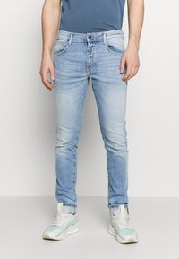 Antony Morato - BARRET METAL - Slim fit jeans - denim blue - 0
