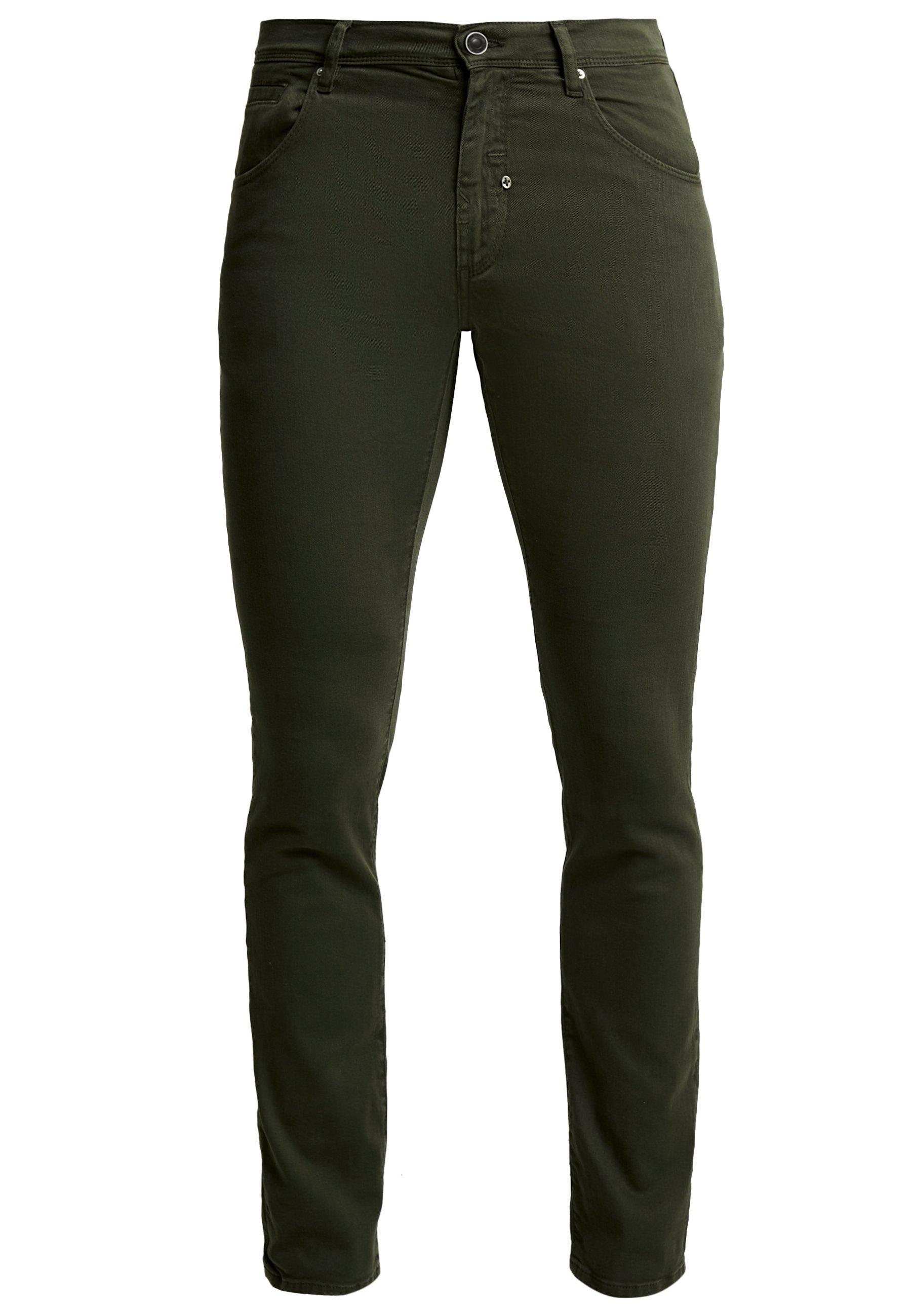 Antony Morato Pants Barret - Jeans Slim Fit White 9DJWA