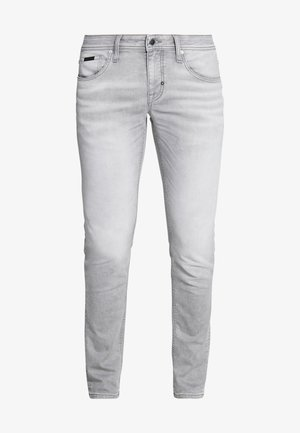TAPERED OZZY  - Džíny Slim Fit - steel grey