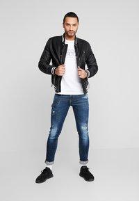 Antony Morato - JEANS TAPERED IGGY - Jeans Skinny Fit - denim blue - 1