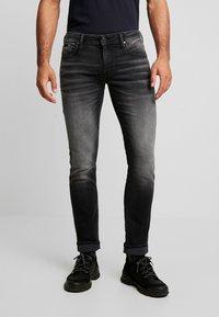 Antony Morato - TAPERED OZZY  - Slim fit jeans - black - 0