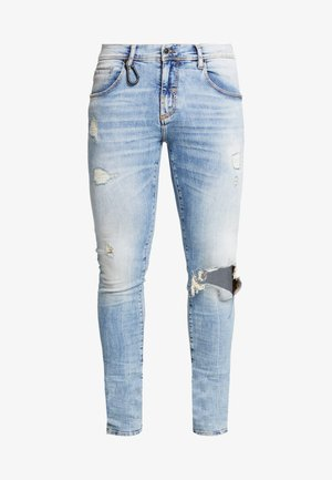BARRET METAL - Jeans Skinny Fit - denim blue