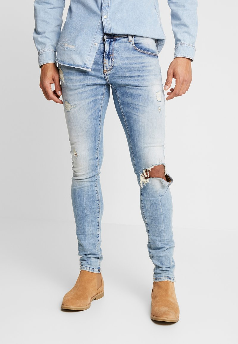 Antony Morato - BARRET METAL - Jeans Skinny Fit - denim blue