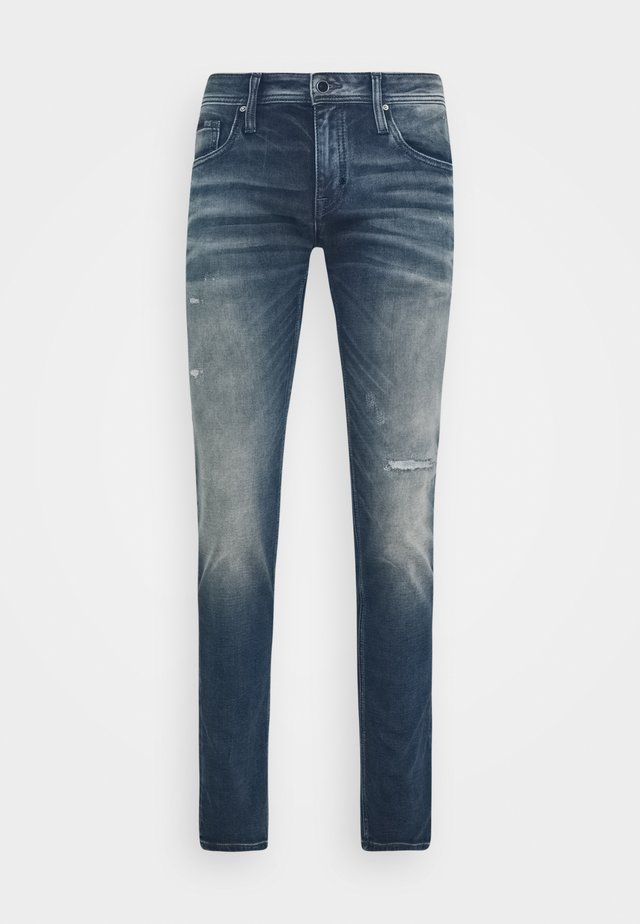 OZZY  - Jeans Tapered Fit - blu denim