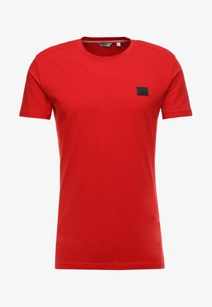 Basic T-shirt - rosso