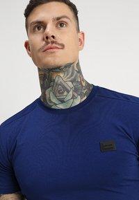 Antony Morato - T-shirt basic - bluette - 4