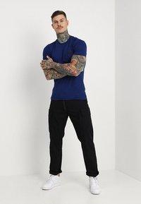 Antony Morato - T-shirt basic - bluette - 1