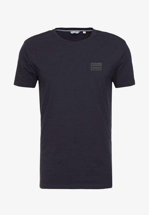 Camiseta básica - blu notte