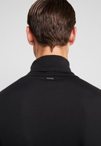 Antony Morato - LONG SLEEVES TOURTLE NECK COLLAR - Camiseta de manga larga - black - 4