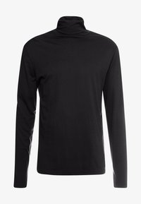 Antony Morato - LONG SLEEVES TOURTLE NECK COLLAR - Camiseta de manga larga - black - 5
