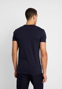 Antony Morato - Camiseta estampada - ink blue - 2