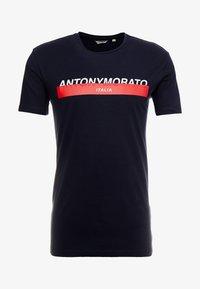 Antony Morato - Camiseta estampada - ink blue - 3