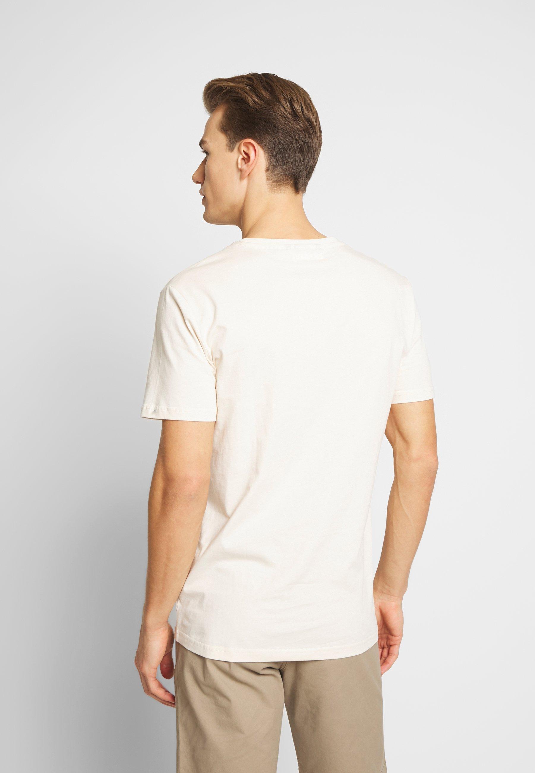 Antony Morato TIGER  - T-shirt z nadrukiem - ivory