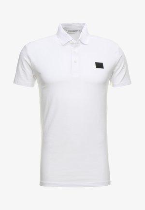 SPORT PLAQUETTE - Poloshirts - bianco