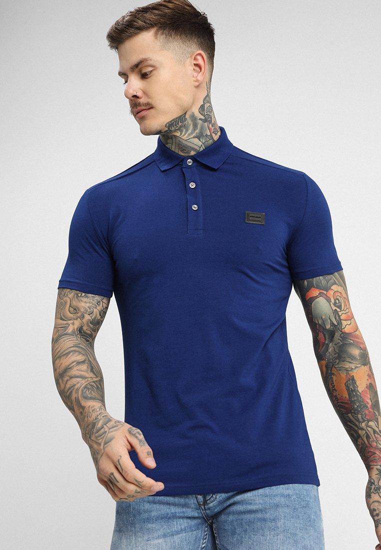 Antony Morato - SPORT PLAQUETTE - Poloshirts - bluette