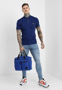 Antony Morato - SPORT PLAQUETTE - Poloshirts - bluette - 1