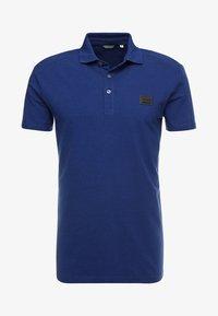 Antony Morato - SPORT PLAQUETTE - Poloshirts - bluette - 3