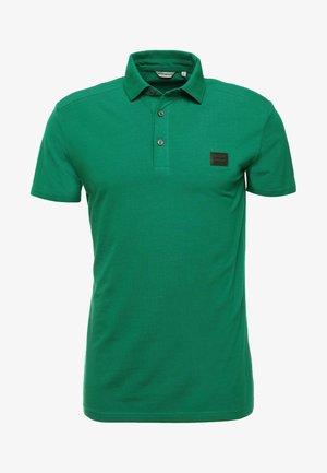 SPORT PLAQUETTE - Poloshirt - verde