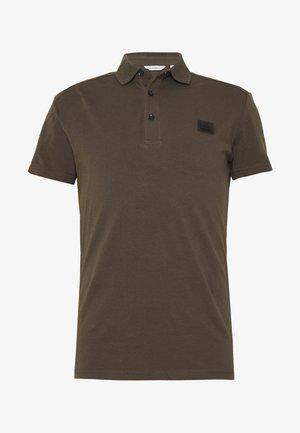 SPORT PLAQUETTE - Poloshirt - khaki