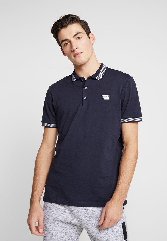 Poloshirt - ink blue