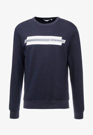 FRONT LOGO PRINT - Sweatshirts - ink blue