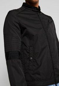 Antony Morato - BIKER COAT - Korte jassen - black - 5
