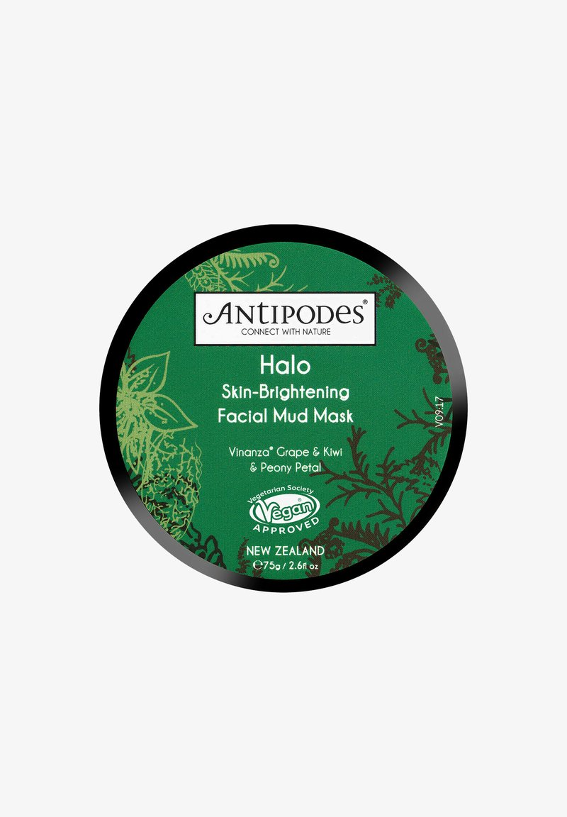 Antipodes - HALO SKIN BRIGHTENING MUD MASK - Face mask - _