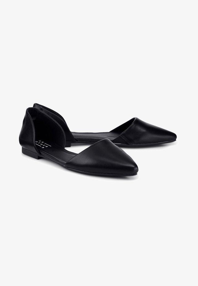 TREND-BALLERINA - Ballet pumps - schwarz