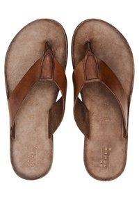 Another A - T-bar sandals - dunkelbraun - 1