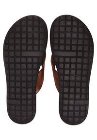 Another A - T-bar sandals - dunkelbraun - 3