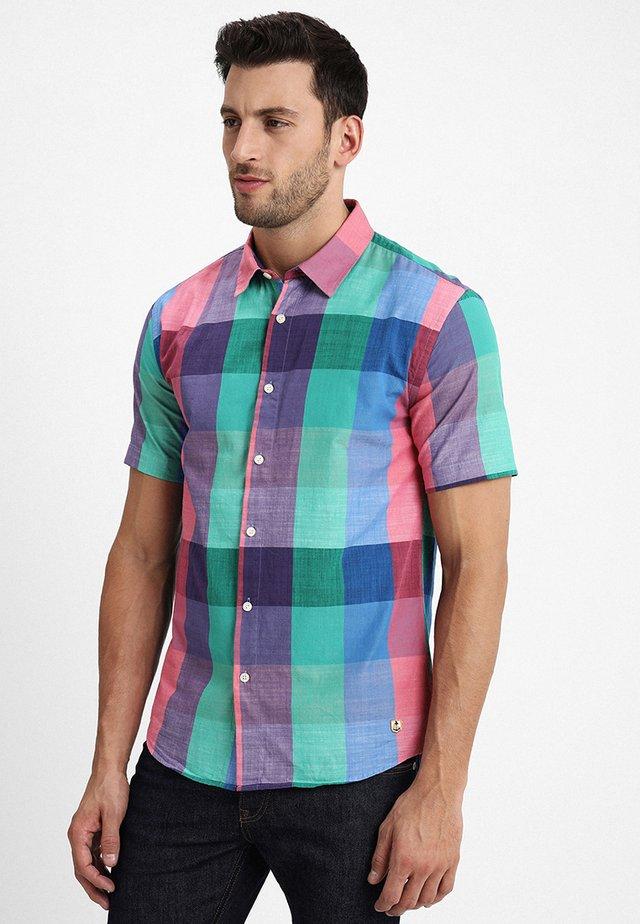 CHEMISE DROITE HÉRITAGE - Shirt - multicolor