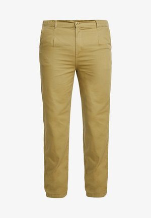 WORKERS TROUSERS - Kalhoty - maquis