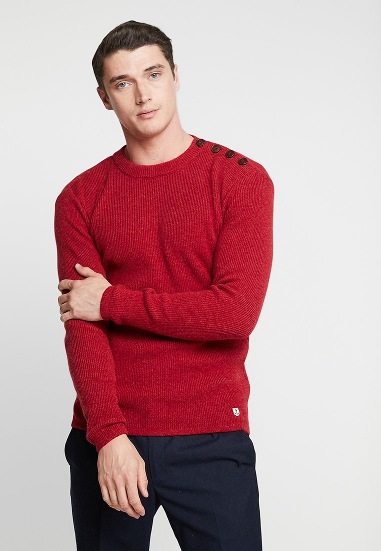 Armor lux - PULL MARIN HÉRITAGE - Strickpullover - vernis chiné